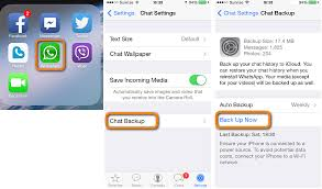 HOW TO Backup WhatsApp Messages and Restore After iPhone Reset