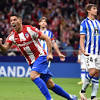 Atletico Madrid vs Real Sociedad - Rapport de match de football - 24 ...