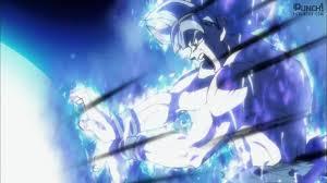 Goku Mastered Ultra Instinct Kamehameha