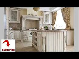 Modern Antique Kitchen Cabinets How To Paint YouTube Of