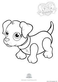 Beagle Coloring Pages Printable Puppy Colori On Shrewd Picture Of A Dog Pag Unk