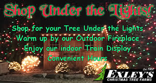 Christmas Tree Shop Deptford Nj Number by Exley U0027s Christmas Tree Farms