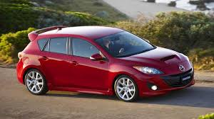 2012 Mazda Mazdaspeed 3 Touring review notes Still packing a big