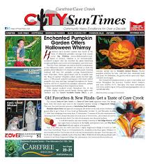 Halloween At Hogwarts Phoenix Symphony 2015 by Carefree Cave Creek Citysuntimes October 2015 Issue By Jenifer Lee