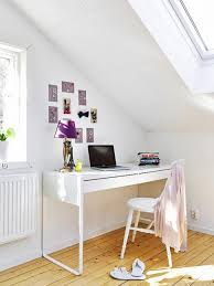 Home Office : Slanted Loft Home Office With Solid White Ikea Table ... Small Home Office Design 15024 Btexecutivdesignvintagehomeoffice Kitchen Modern It Layout Look Designs And Layouts And Diy Ideas 22 1000 Images About Space On Pinterest Comfy Home Office Layout Designs Design Fniture Brilliant Study Best 25 Layouts Ideas On Your O33 41 Capvating Wuyizz