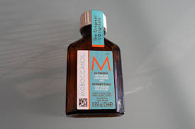 Moroccan Oil treatment for fine and light coloured hair review