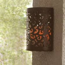 battery operated wall lights wayfair