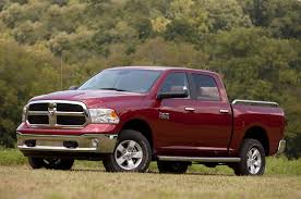2013 Dodge Ram 1500 Changes