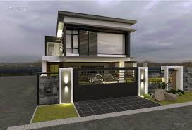 100 Semi Detached House Designs Contemporary Modern Exterior Semidetached Design Ideas Photos