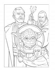 Anakin Skywalker 15 ABC Coloring Pages Coloriage Coloriage