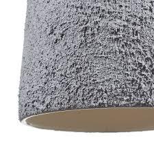 keramik pendelleuchte s1828 zementgrau