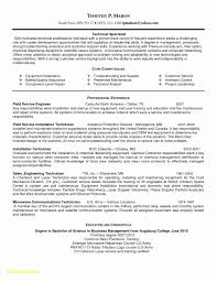 Pharmaceutical Manufacturing Technician Resume Samples Stunning 28 Tech Templates Free Sample