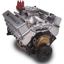 100 460 Crate Motors Ford Truck Edelbrock 46200 Performer RPM ETec SBC 350ci 440 Hp Engine
