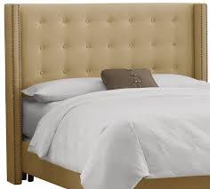 Gray Velvet King Headboard by Bedroom Marvelous Velvet King Headboard Queen Light Blue Velvet