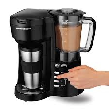 HAMILTON BEACH 40918 CN Ice Drip Coffee Maker American Home Dual Makers In From Appliances On Aliexpress