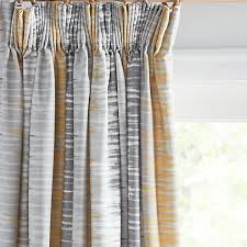 buy john lewis ikat lined pencil pleat curtains john lewis