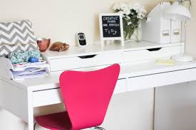 Planning A Girly Office Space At Home With Amy Marie