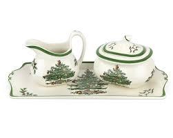 Spode Christmas Tree Platter by Spode Christmas Tree Cloth Napkins Set Of