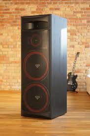 amazon com cerwin vega xls 215 dual 3 way home audio floor tower