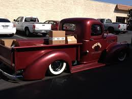 100 41 Chevy Truck 19 Slammed Bag Man Total Cost Involved