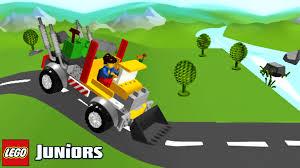 LEGO Movie Children Game - CARTOON LEGO Juniors Create - Car ...