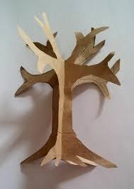 Step 3 Paper Craft Tree Tutorial