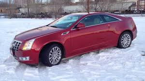 2012 Cadillac CTS Coupe AWD At The Red Noland Pre Owned Center