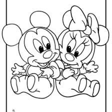 Coloring Pages A Christmas Carol Disney Babies Woo Jr Kids Activities