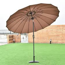 9 Ft Patio Umbrella Frame by 9 Ft Height Adjustable Outdoor Patio Umbrella Outdoor Umbrellas