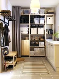 massive custom home office storage unit with extension desk from
