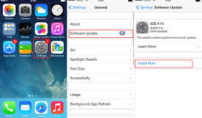 How to Update iPad to iOS 8 8 0 2 and Fix iOS 8 Problems