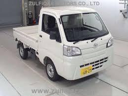 100 Hijet Truck For Sale Used Daihatsu 2014 Dec White Vehicle No ZA62477