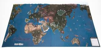 Axis Allies Game Boards
