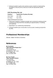 Download Free Master Plumber Resume Example Of Get Exelent Objective Examples Image