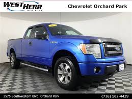 Used 2013 Ford F-150 STX 43655 19 14127 Automatic Carfax 1-Owner ...
