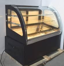 100 Countertop Glass Amazoncom New Refrigerated Cake Showcase 220V