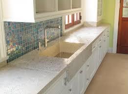 bathroom looking kitchen decoration using light glass