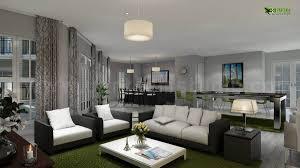 100 Designs Of A House 3D Interior Design 3D Interior Rendering Interior Design View