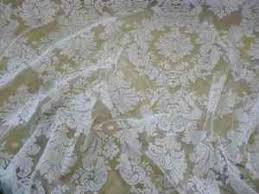 Fabrics For Curtains Uk by Fabrics Online Uk Damask Net Organza Voile Fabric White Curtain