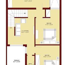 1000 Square Feet House Models One Bedroom Cottage Floor Plans Small