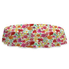 Outdoor Tablecloth With Umbrella Hole Uk by Buy Outdoor Umbrella Tablecloths From Bed Bath U0026 Beyond