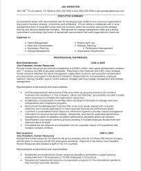 Sample Executive Resumes Old Version Purchase Resume Pdf