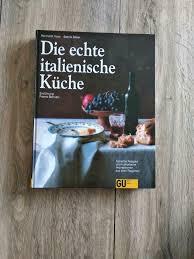 gu kochbuch die echte italienische küche