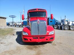 USED 2013 KENWORTH T660 TANDEM AXLE SLEEPER FOR SALE IN MS #6475