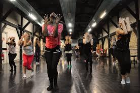 infinidanse cours de danse modern jazz
