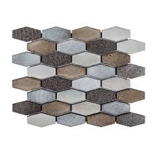 Jeffrey Court Mosaic Tile by Jeffrey Court U2013 Showroom U0026 Designer Collectionelongated Hex
