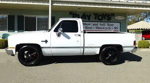 100 1986 Chevy Trucks For Sale Chevrolet Silverado CK 10 1500 Shortbed