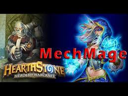 hearthstone deck list mech mage hearthstone forgotten torch mech mage deck decklist