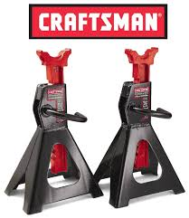 CRAFTSMAN 3 TON High Lift Jack Stands Car Truck Auto 6000lb 13.4 ... Buy Jack Stands Alinum Durable Heavy Duty Car Truck Auto 3 Ton 2x Stand Ratchet Adjustable Lift Hoist Craftsman Ton High 6000lb 134 110 Scale Rc Crawler Acc 6 Metal 2pcs 1 Pair 2pcs For Cars And Trucks Dstocker 8 Ft Electric Pallet Jack Youtube Up Rider Pallet Blocks Instead Of Jack Stands Ford Enthusiasts Forums Nissan Frontier Recomended Top 20 Best Reviews 62017 On Flipboard Powerbilt 640912 Unijack Allinone Bottle