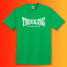 Trucking T-Shirt With It's A Way Of Life Design – Sloganite.com Texas Chrome Tshirts Shop Trucker Tshirts Andy Mullins Dsquared2 Heavy Metal Trucking Tshirt Now 17300 Toprun Truck From All Over The World Xclusive Cool Apparel Merchandise Truckin Adult Size Tiedye Tshirt Grateful Dead And Company Co Large Marge Co Pee Wees Big Adventure Parody We Design Custom Shirts I Work At Celadon Hoodie Tops T Shirt Mens Short Cotton Crew Neck Truck Driver Cotton Tshirt By Hirts Online Truklife Widowmaker Freight Inc King Unisex